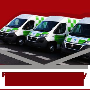 rotulacion para vehiculos rotulaciones estandar y administraciones publicas